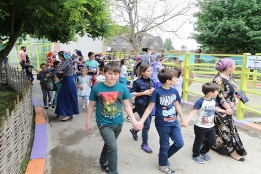 В Грозном состоялась благотворительная акция «Улыбка»