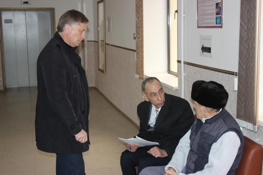 Омбудсмен Чечни оценит качество здравоохранения