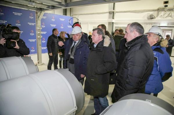 В Карачаево-Черкесию с официальным визитом прибыл Полномочный представитель Президента России в СКФО
