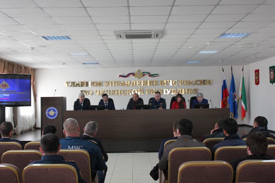 На территории Чечни запустят в опытную эксплуатацию «Систему-112»