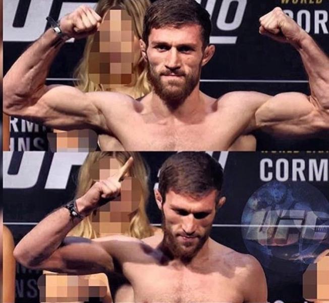 Русский боец Бибулатов взял верх над филиппинцем Луасой вдебютном бое UFC