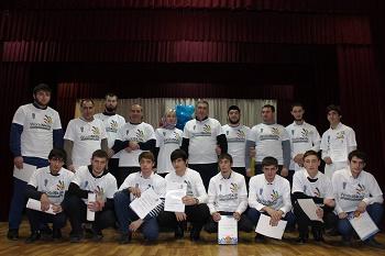 В Грозном состоялось закрытие отборочного этапа II регионального чемпионата «Молодые профессионалы»