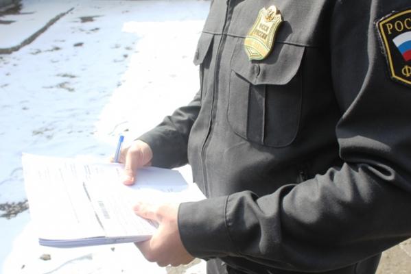 Чеченские судебные приставы проконтролировали исполнение судебного решения о сносе магазина