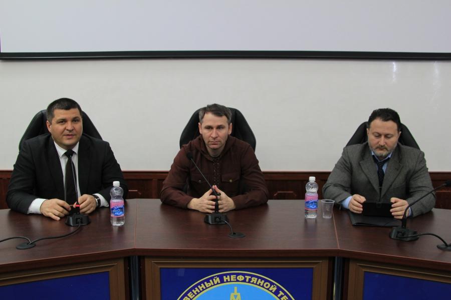 Студентам ГГТНУ рассказали о значимости выборов