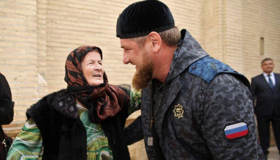 Рамзан Кадыров  рассказал о неожиданной встрече в Бухаре