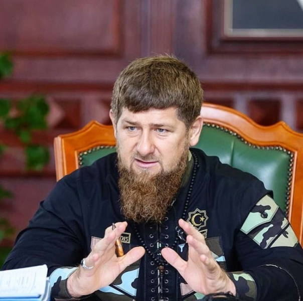 Рамзан Кадыров провёл  встречу с муфтием ЧР Салахом Межиевым и советником главы ЧР Адамом Шахидовым