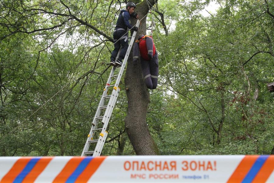Руслан Яхьяев: Соревнования «Школа безопасности» прошли на самом высоком уровне