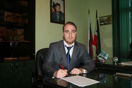 На фото: Б. Чимаев