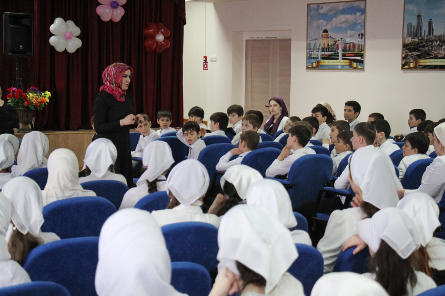 Понятие «Нохчалла» обсудили в Грозненском районе ЧР