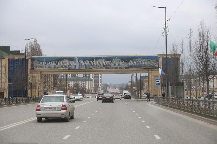 За неделю на дорогах Чечни выявлено свыше двух тысяч нарушений ПДД