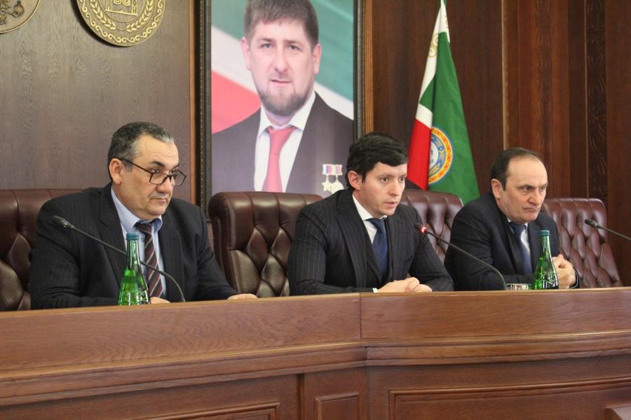 «Кредитование и энергоснабжение»: В Грозном обсудили наиболее актуальные проблемы предпринимательства