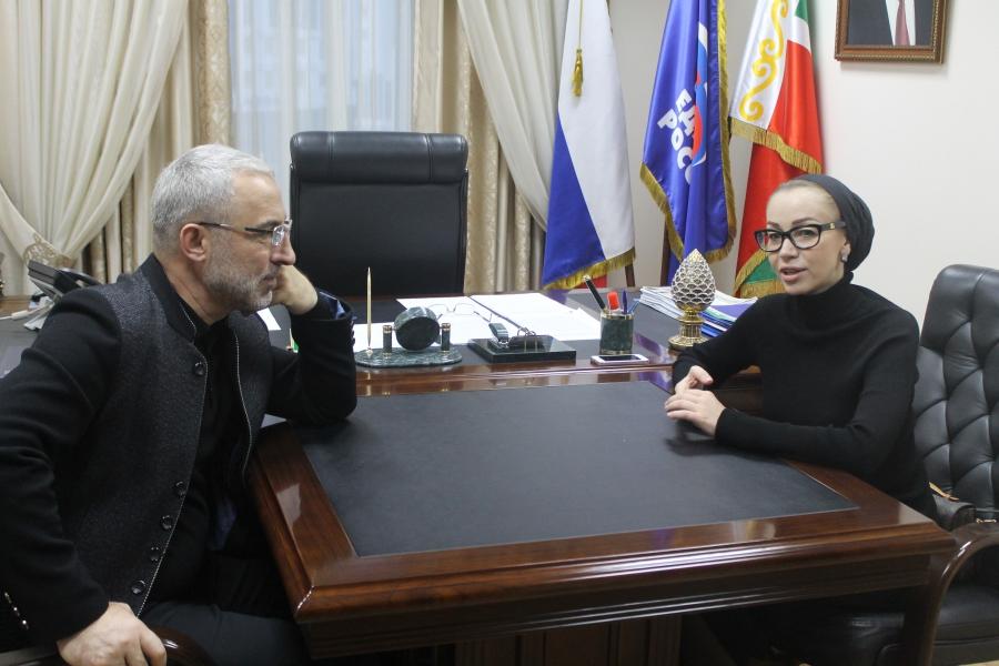 Миннац ЧР и «Единая Россия» обсудили совместные программы патриотического воспитания молодежи