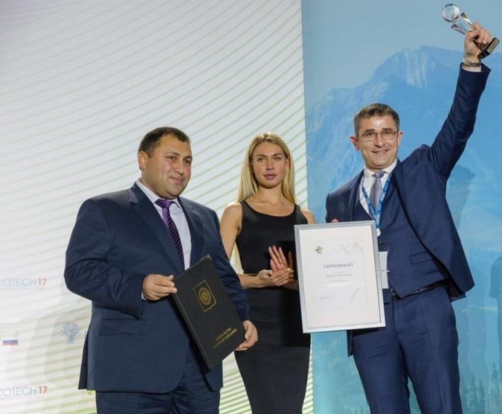 ЭкологиРТ стали участниками Всероссийского съезда поохране окружающей среды в столице