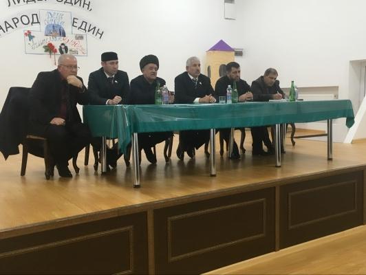 Депутаты провели встречу с жителями с. Гвардейское
