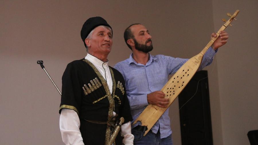 Многонациональная Чечня: Как аварцы возрождают свою культуру в республике (+видео)