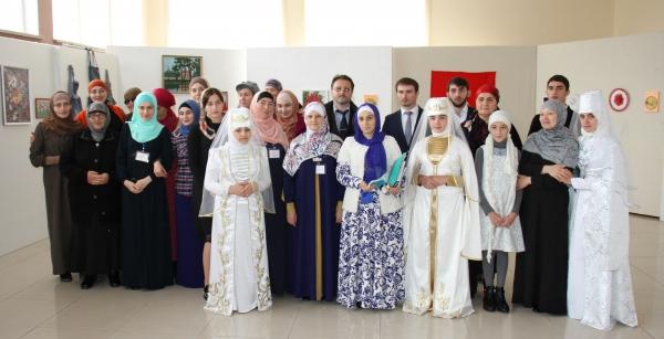 """Награждение участников конкурса """"Я-Мусульманин"""""""
