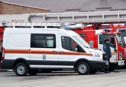 Пожарные обеспечат безопасность матча «Терек» — «ЦСКА»