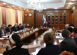 На заседании Экономического совета обсудили земельный вопрос и стратегию развития Ингушетии