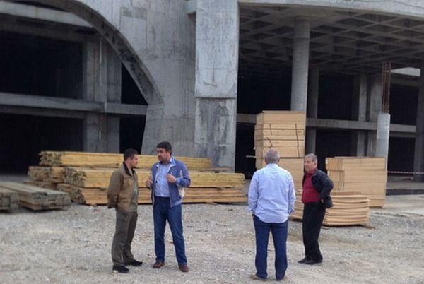 В Гудермесе идет строительство Международного центра по подготовке спецподразделений
