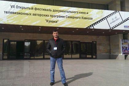 На фото Иса Закриев