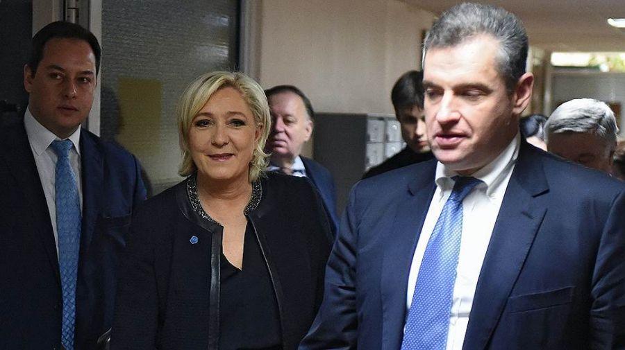 Кандидат в президенты Франции заявила, что «не верит в дипломатию шантажа и санкций»