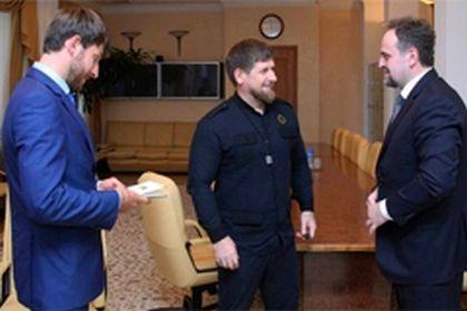 Рамзан Кадыров в Москве встретился с министром природных ресурсов и экологии РФ Сергеем Донским