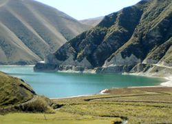 История происхождения озера Казеной
