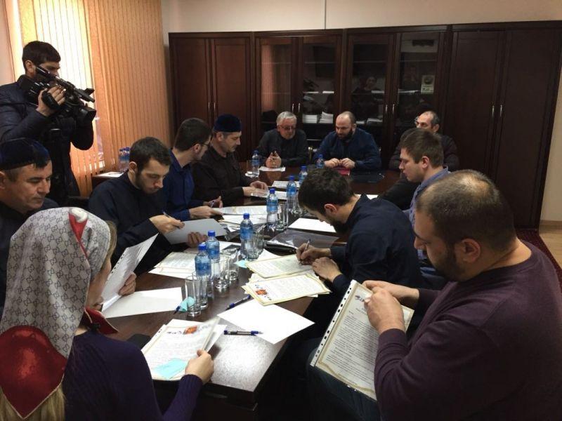 Чечня намерена присоединиться к защите государства от информационных угроз
