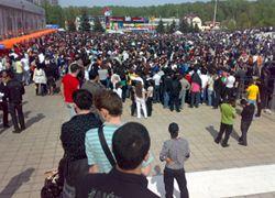"""В Дагестане проходит фестиваль """"Молодежь Кавказа за мир и безопасность"""""""