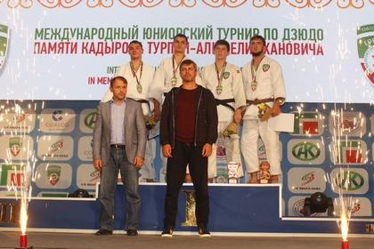 В Грозном завершился турнир, посвященный памяти Турпал-Али Кадырова