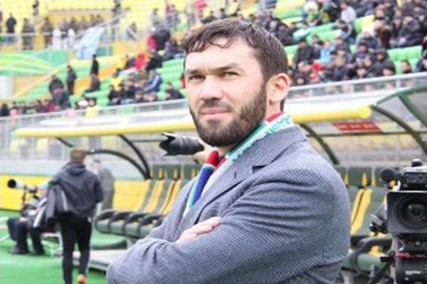 Магомед Даудов: «Мы достаточно себя уважаем, чтобы играть в закулисный футбол»
