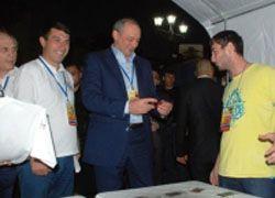 Магомедсалам Магомедов: «Вся энергия молодежи должна быть направлена на созидание»