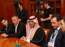 Арабский шейх и создатели GODUDU прилетели в Махачкалу на презентацию