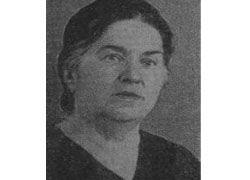 ИСАЕВА МАРЬЯМ  (1898 – 1977)