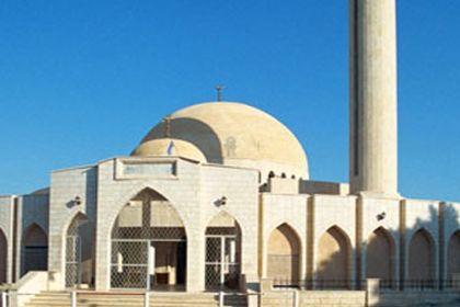 На фото: Новая Мечеть