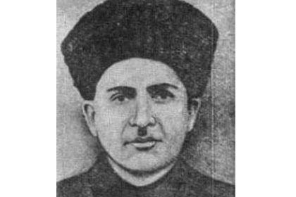 САЛЬМУРЗАЕВ МОХЬМАД  (1900 – 1958)