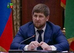 Р. Кадыров обозначил задачи правительства на 2013 год