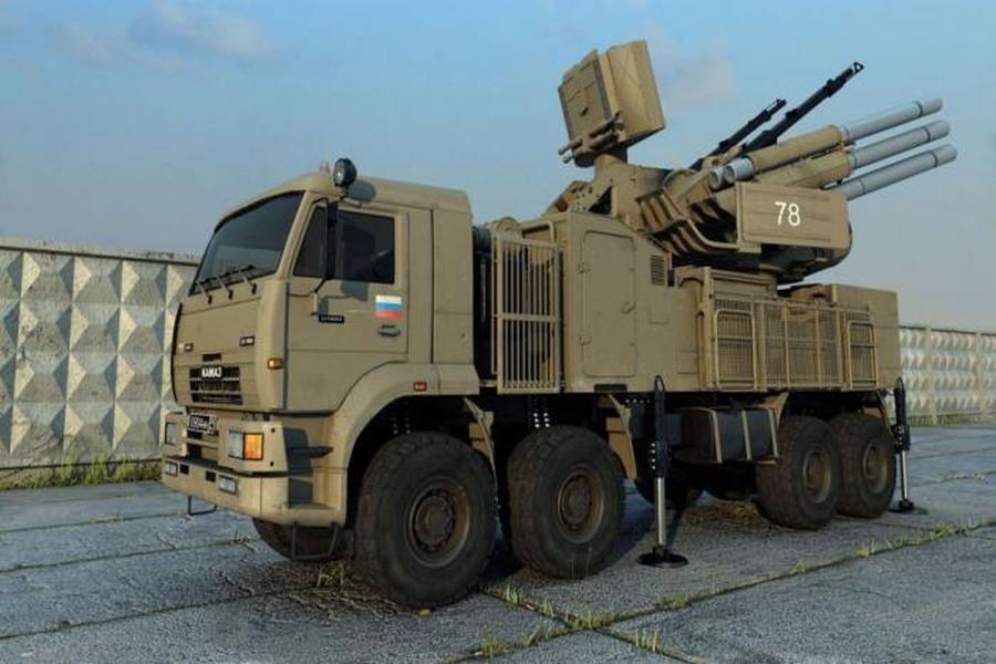 Россия заняла третье место в мире по военным расходам после США и Китая