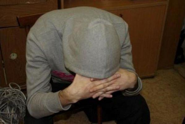 Молодой человек сознался в совершенном преступлении