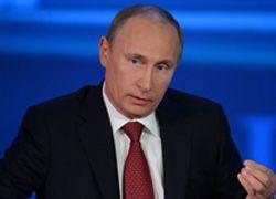 В. Путин: «В Чечне нет практически ни одного брошенного ребенка»
