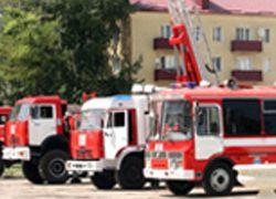 В Волгоградской области открываются пожарно-химические станции