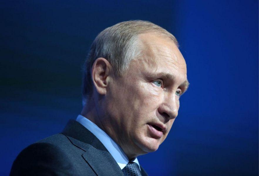 Владимир Путин – снова кандидат