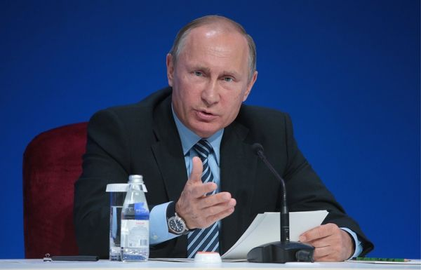 Путин: США не добьются сдерживания России при помощи санкций