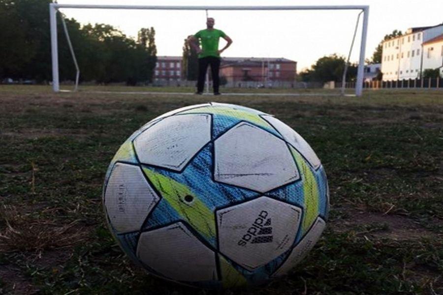 Сотрудники МЧС участвуют в турнире по мини-футболу среди силовых структур