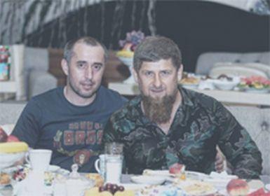 Рамзан Кадыров поздравил с днем рождения Заура Хизриева