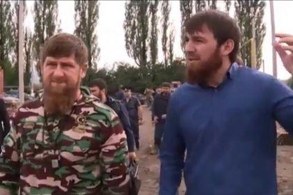 Рамзан Кадыров проинспектировал восстановительные работы в Веденском районе