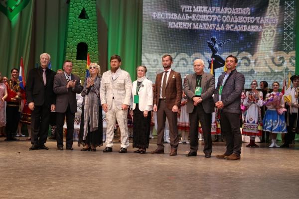 Рамзан Кадыров: «Зрители всего мира восхищались выступлениями Махмуда»