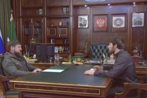 Глава ЧР обсудил с Председателем Правительства ЧР вопросы развития в 2017