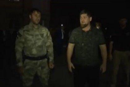 Глава ЧР представил личному составу спецбатальона ППС «Грозный» нового командира