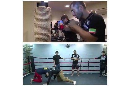 «Грозная битва 9» в Спорт-холле «Колизей»